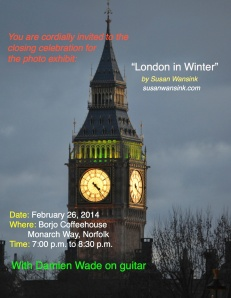 London in Winter Closing