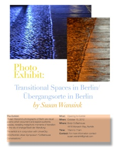 Transitional Spaces in Berlin